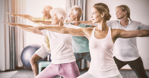 10 Ways to Stay Active as a Senior BestLivingTech